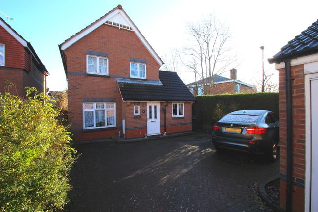 Thumbnail Detached house for sale in Lole Close, Longford, Coventry