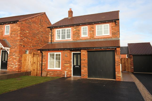 3 bedroom detached house for sale in Nunnery Close, Meadowbrook, Carlisle