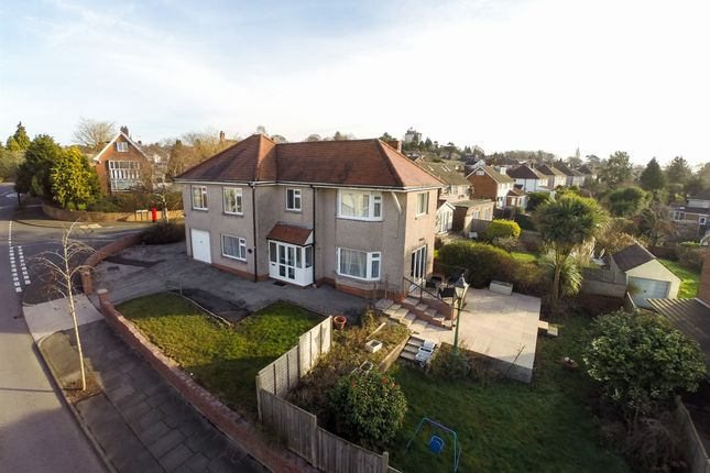 Detached house for sale in Brandreth Road, Ladymary, Cyncoed, Cardiff