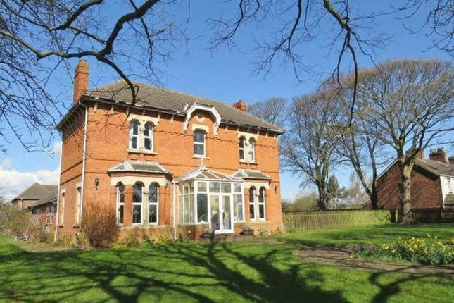 Thumbnail Detached house for sale in Chesterfield Road, Barlborough, Chesterfield