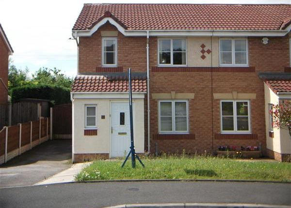 Thumbnail Semi-detached house to rent in Butterwick Fields, Horwich, Bolton