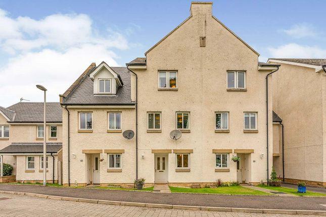 Thumbnail Terraced house for sale in Saint Davids Gardens, Dalkeith, Midlothian