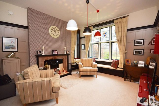 Sitting Room of St. Gabriels Court, Horsforth, Leeds, West Yorkshire LS18