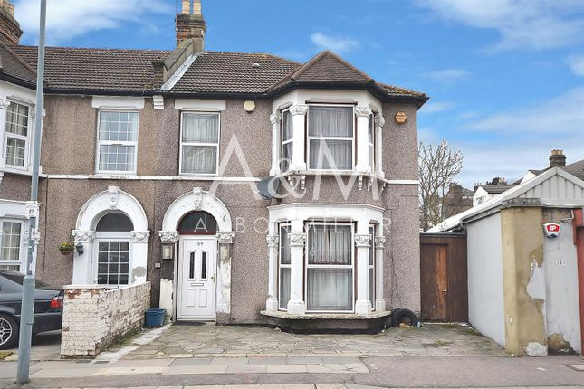 Thumbnail End terrace house for sale in Northbrook Road, Cranbrook, Ilford