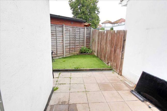 Garden of Mollison Way, Edgware HA8