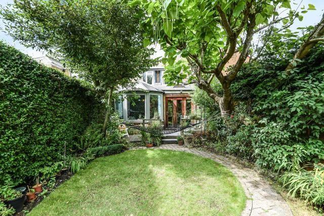 Rear Garden of Brockhill, Winkfield, Berkshire RG42