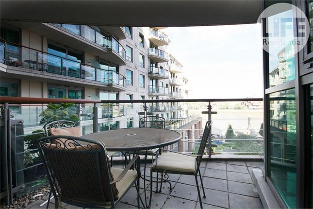 1 bed property for sale in Galleon House, 8 St George Wharf, Vauxhall, London