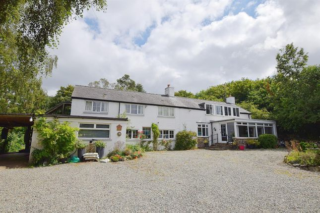 Thumbnail Detached house for sale in Nevern, Newport