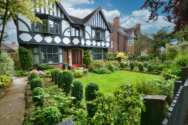 Thumbnail Detached house for sale in Vicarage Gardens, Scunthorpe
