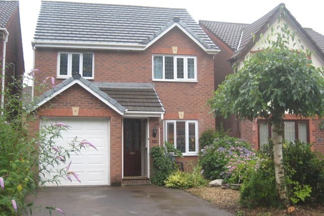 Thumbnail Detached house for sale in Coed Camlas, New Inn, Pontypool