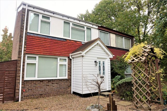 Thumbnail Semi-detached house for sale in Meresborough Road, Gillingham