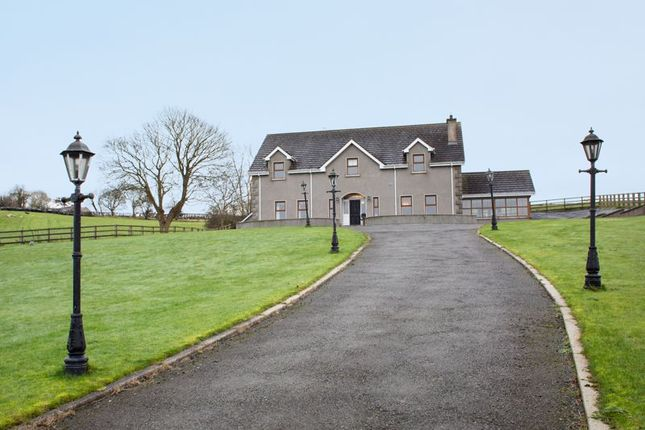 5 bed property for sale in Drumbanagher Wall, Poyntzpass, Newry BT35