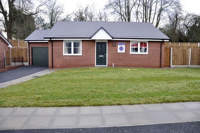 Thumbnail Bungalow for sale in St Peters View, Highley, Bridgnorth