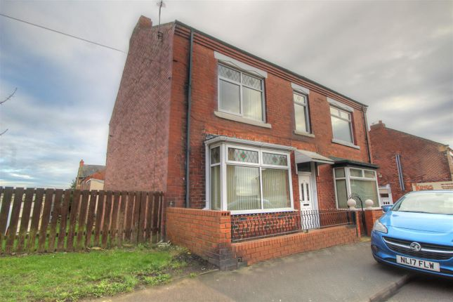 Thumbnail Semi-detached house for sale in Station Road, Hetton-Le-Hole, Houghton Le Spring