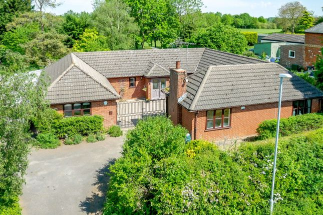 Thumbnail Bungalow for sale in Gills Hill, Bourn, Cambridge