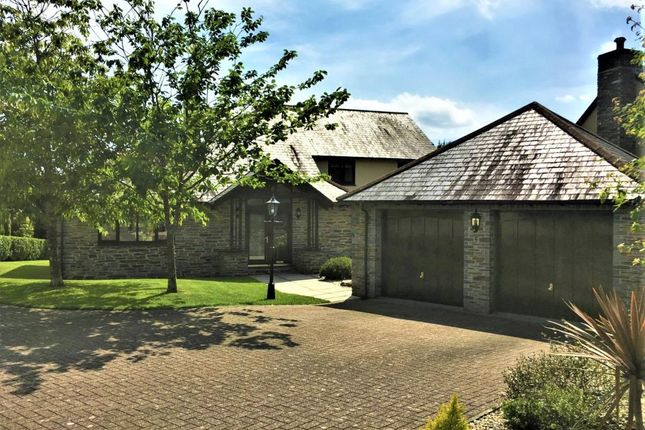 Thumbnail Detached house for sale in The Rowans, St. Mellion, Saltash, Cornwall