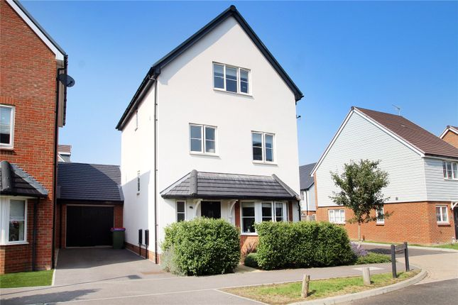 4 bed detached house for sale in Verbena Drive, Angmering, West Sussex BN16