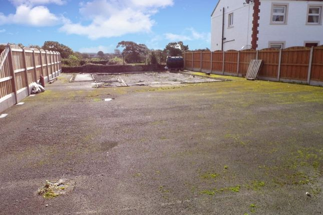Thumbnail Property for sale in Building Plot Adjacent To, The Old School House, Abbeytown, Wigton, Cumbria