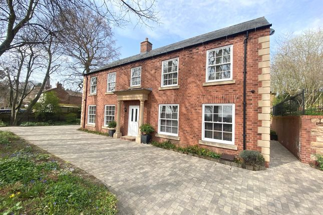 Thumbnail Detached house for sale in Sitwell Street, Spondon, Derby