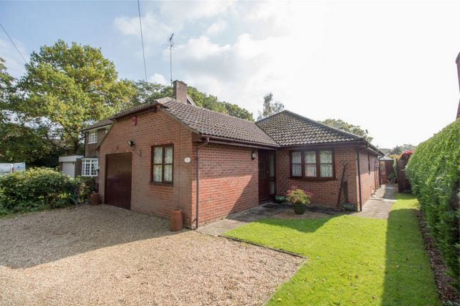 Thumbnail Detached bungalow for sale in Barley Croft, The Hurst, Winchfield