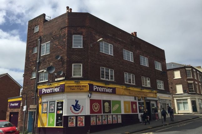 Thumbnail Flat to rent in Regent Street, Scarborough