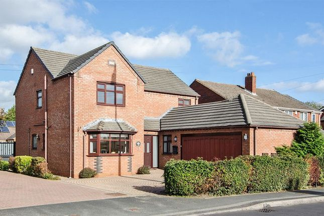 Thumbnail Detached house for sale in Cannock Road, Chase Terrace, Burntwood