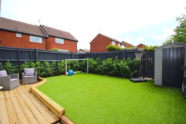 Rear Garden of Desford Road, Kirby Muxloe, Leicester LE9