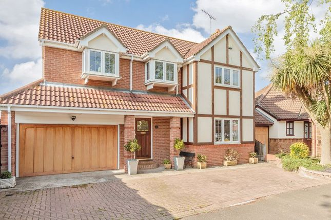 Thumbnail Detached house for sale in Birches, Canvey Island, Essex