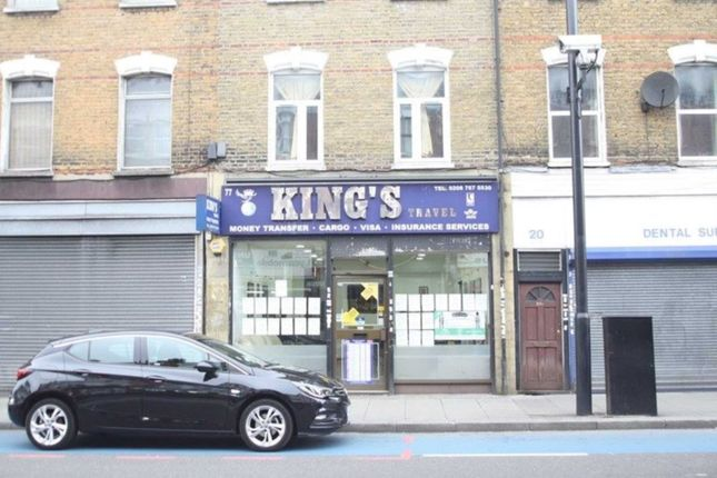 Thumbnail Industrial for sale in Upper Tooting Road, London