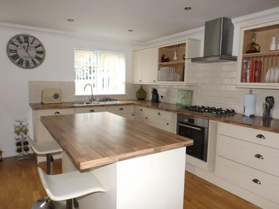 Thumbnail Detached house for sale in St. Johns Wood Road, Ryde