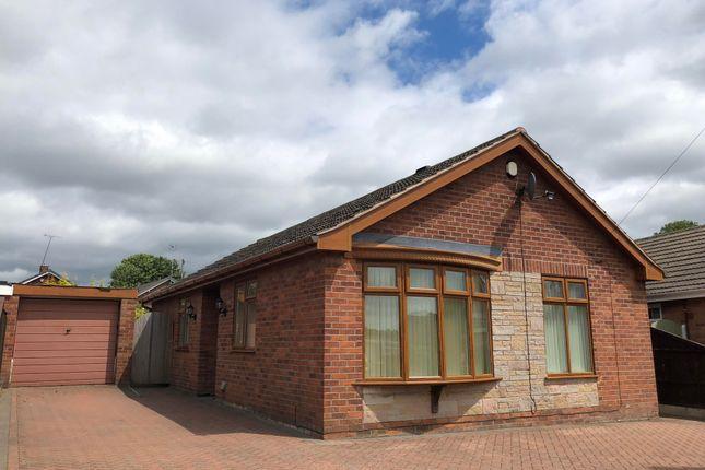 Thumbnail Bungalow to rent in Windsmoor Road, Brinsley, Nottingham