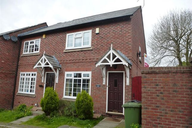Thumbnail Mews house to rent in High Street, Frodsham
