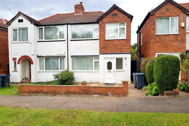 Thumbnail Property to rent in Goodway Road, Great Barr, Birmingham