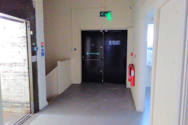 First Floor Delivery Access