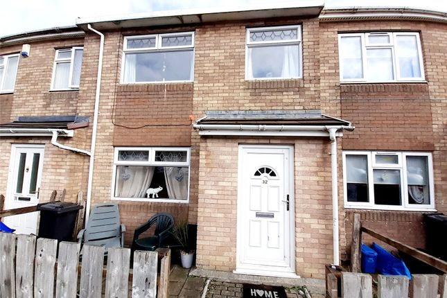 Thumbnail Terraced house for sale in Twyn Carmel, Merthyr Tydfil