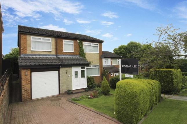Thumbnail Detached house for sale in Callaley Avenue, Whickham, Gateshead