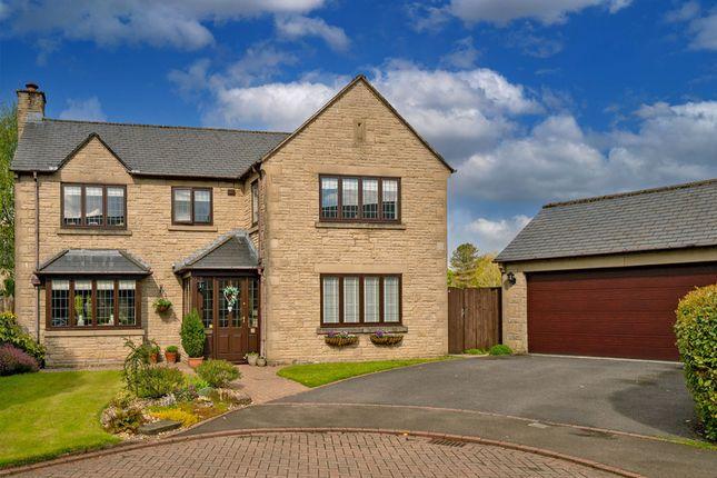 Thumbnail Detached house for sale in Chapel Grange, Turton, Bolton