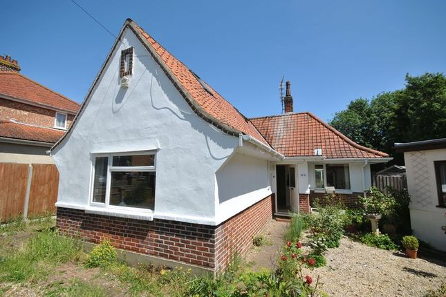 Thumbnail Detached bungalow for sale in Glenmore Gardens, Off Aylsham Road