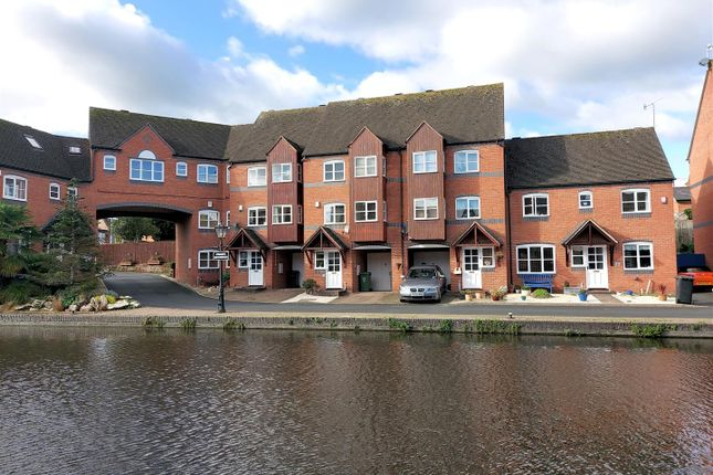 Thumbnail Town house for sale in Parkes Quay, Stourport-On-Severn