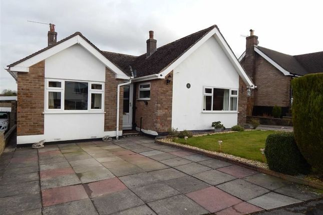 Thumbnail Detached bungalow for sale in Hargate Road, Buxton, Derbyshire