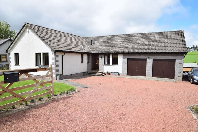 Thumbnail Detached bungalow for sale in Andee, Cormiston Road, Biggar