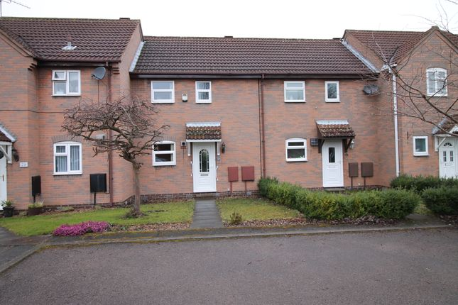 Thumbnail Town house to rent in Park View Way, Mansfield