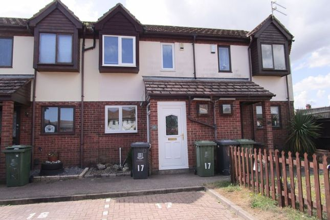 Thumbnail Terraced house to rent in Hingley Close, Gorleston, Great Yarmouth