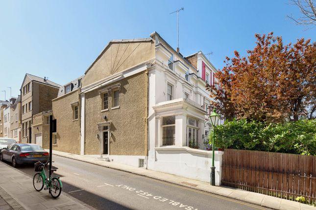 Thumbnail Detached house for sale in Hillsleigh Road, Kensington, London