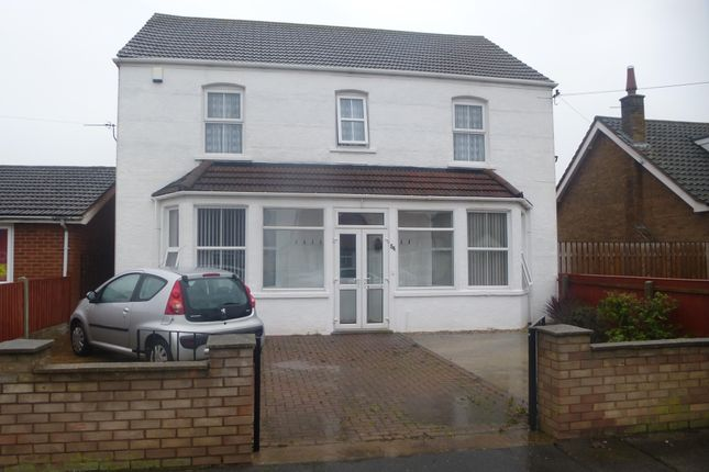 Thumbnail Detached house to rent in Church Lane, Skegness