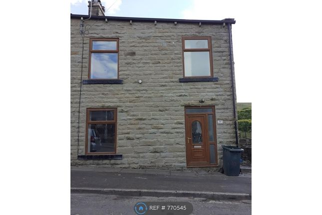 Thumbnail End terrace house to rent in Cutler Lane, Bacup