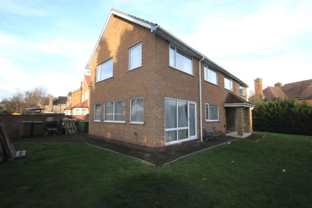 Thumbnail Detached house for sale in West Ella Road, Kirk Ella, East Riding