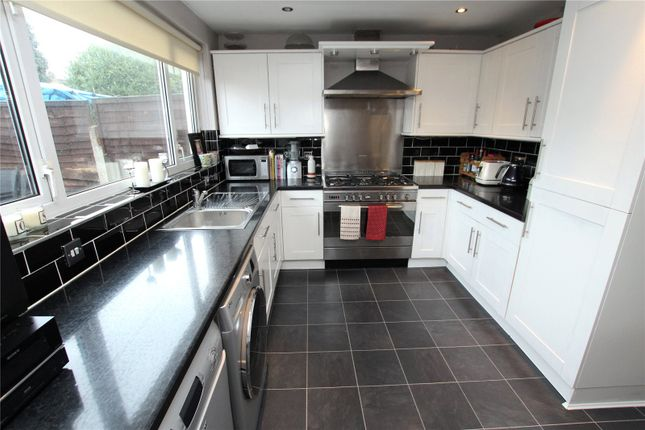 Kitchen Area of Orchard Rise East, Sidcup, Kent DA15
