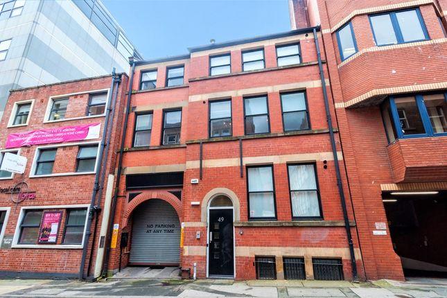 Thumbnail Flat for sale in Upper Basinghall Street, Leeds