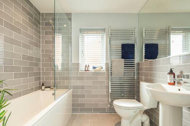 "Ingleby Bathroom of ""Ingleby"" at ""Ingleby"" At Dryleaze, Yate, Bristol BS37"